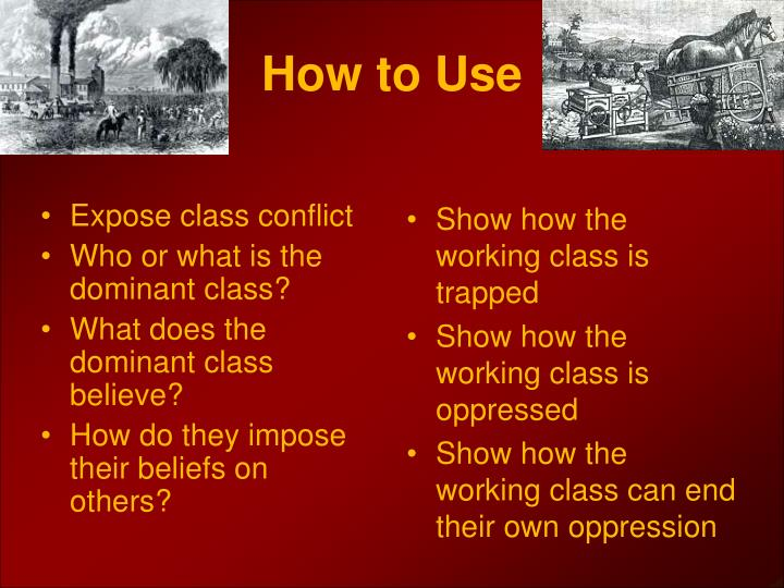 Expose class conflict