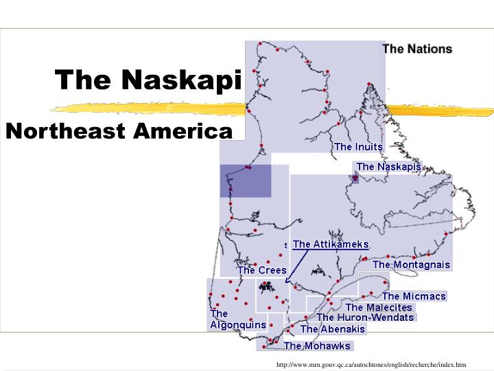 The Naskapi