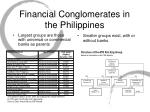 financial conglomerates in the philippines1