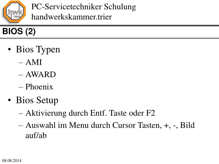 BIOS (2)