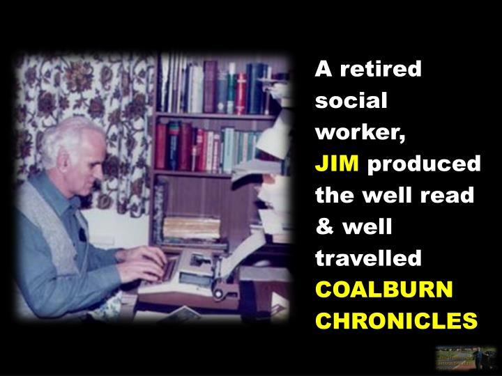 A retired social