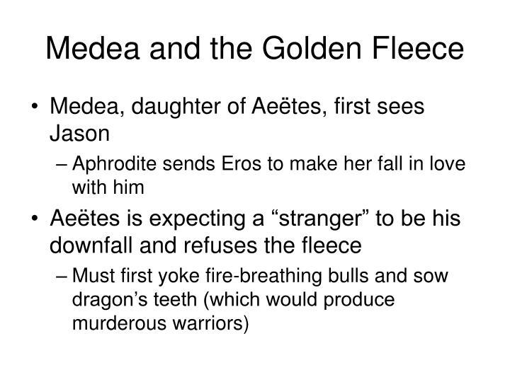 Medea and the Golden Fleece
