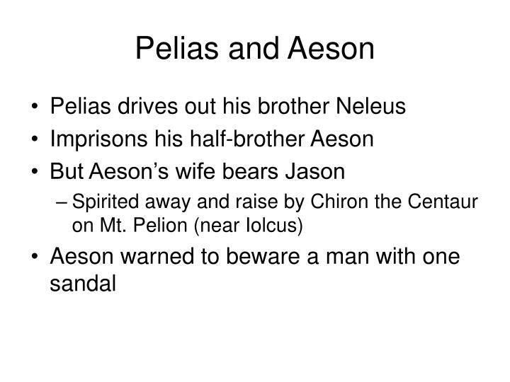 Pelias and Aeson
