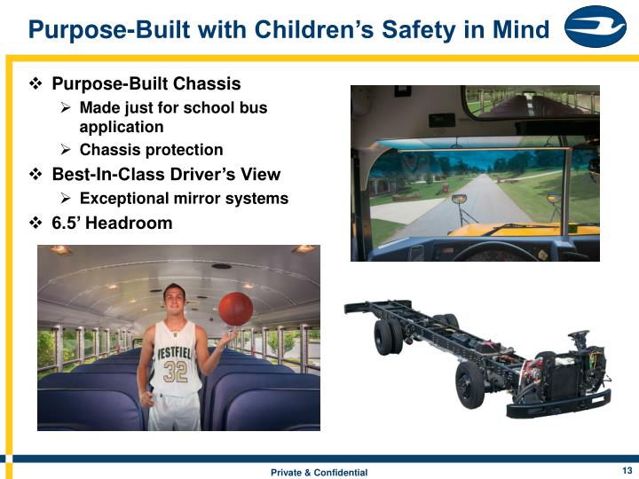 Purpose-Built with Children's Safety in Mind
