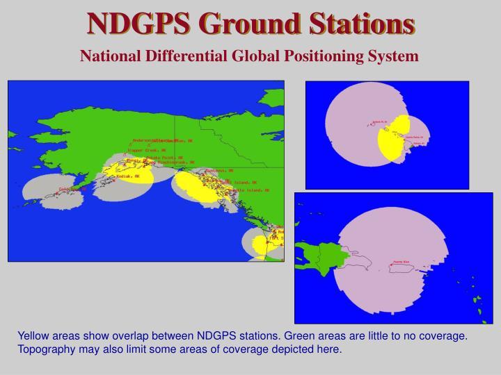 NDGPS Ground Stations