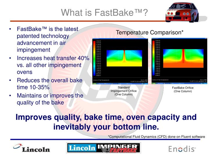 What is fastbake
