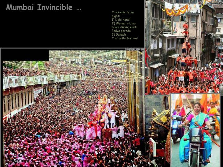 Mumbai Invincible …