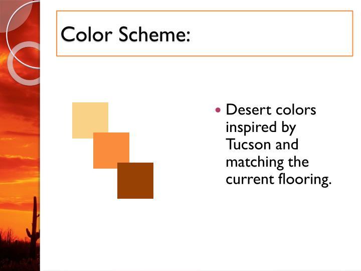 Color Scheme: