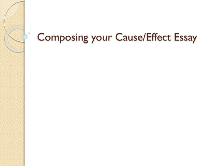 expository essay introduction powerpoint