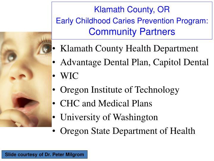 Klamath County, OR