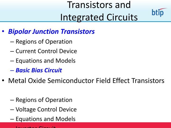 Transistors and