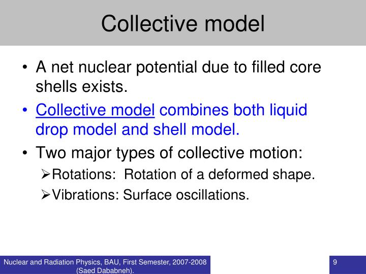 A net nuclear potential due to filled core shells exists.