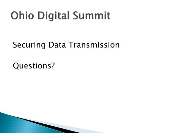 Ohio Digital Summit