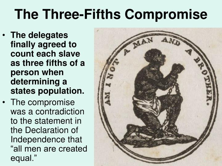 What is the Three-Fifths Compromise?