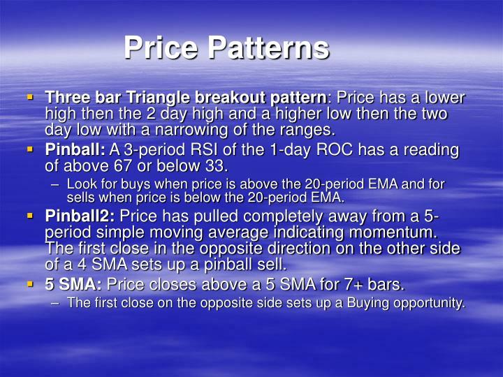 Price Patterns