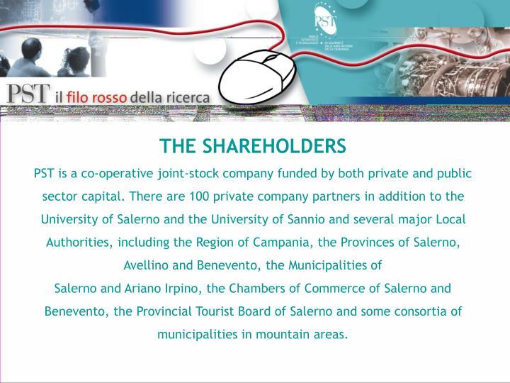 THE SHAREHOLDERS
