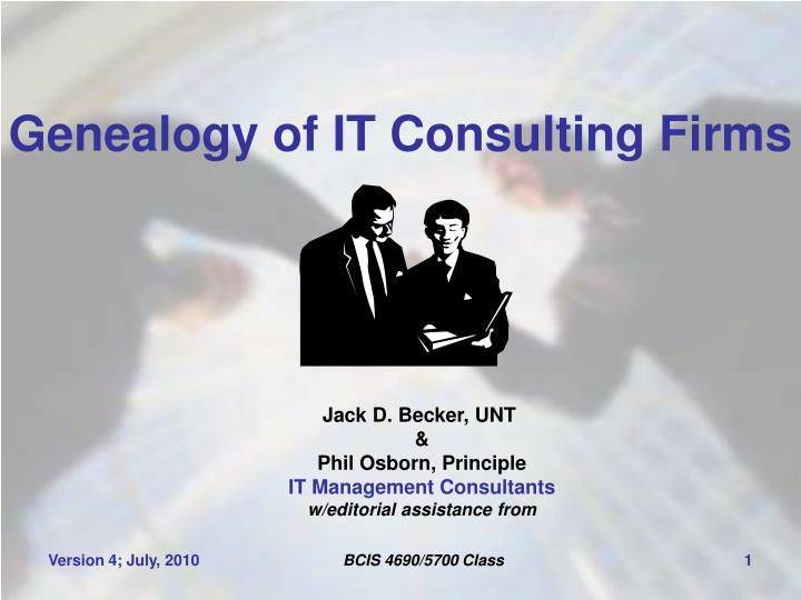 Ppt  Genealogy Of It Consulting Firms Powerpoint. Human Growth Development Cheap Pens With Logo. Best OR Accident Lawyer Bond Pricing Equation. Informatics Degree Online Western New England. Business Use Car Insurance Definition. Colleges With Film Programs T A S Concrete. Benefits Of Cinnamon For Diabetes. City College Of Fresno Tires Plus Credit Card. It Support Small Business Veeam Exchange 2010