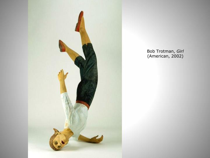 Bob Trotman,