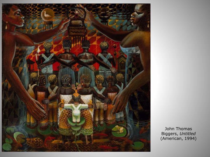 John Thomas Biggers,