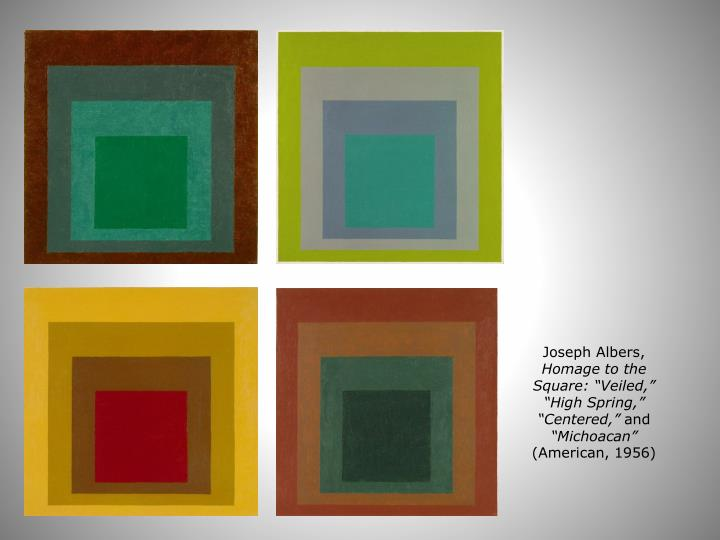 Joseph Albers,