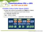 communications cpu gpu du cpu vers le gpu2