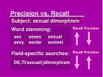 precision vs recall1