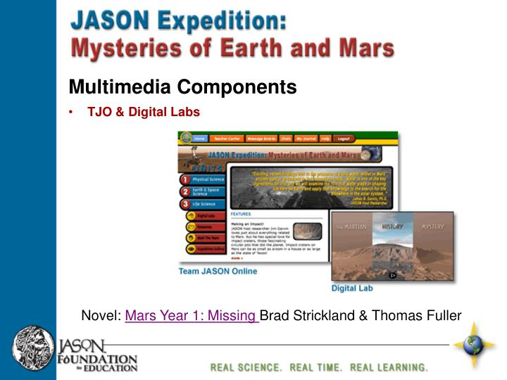 Multimedia Components