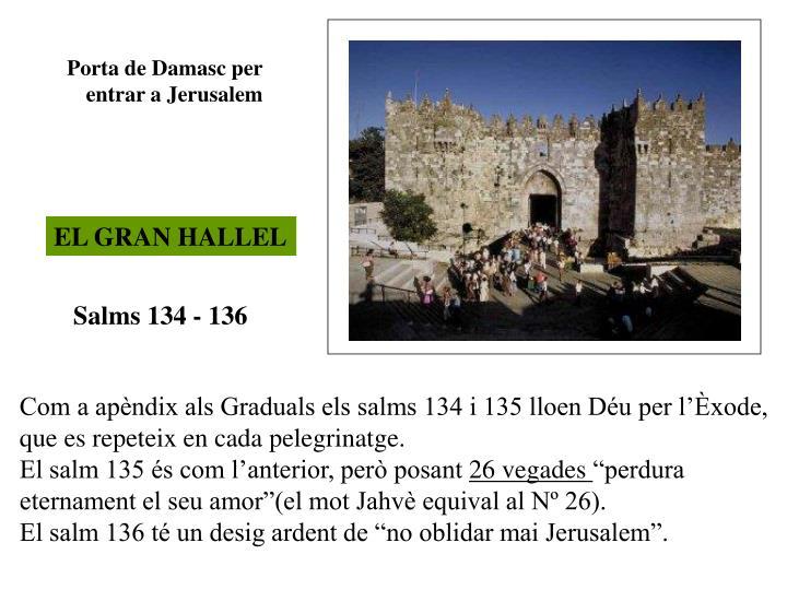 Porta de Damasc per
