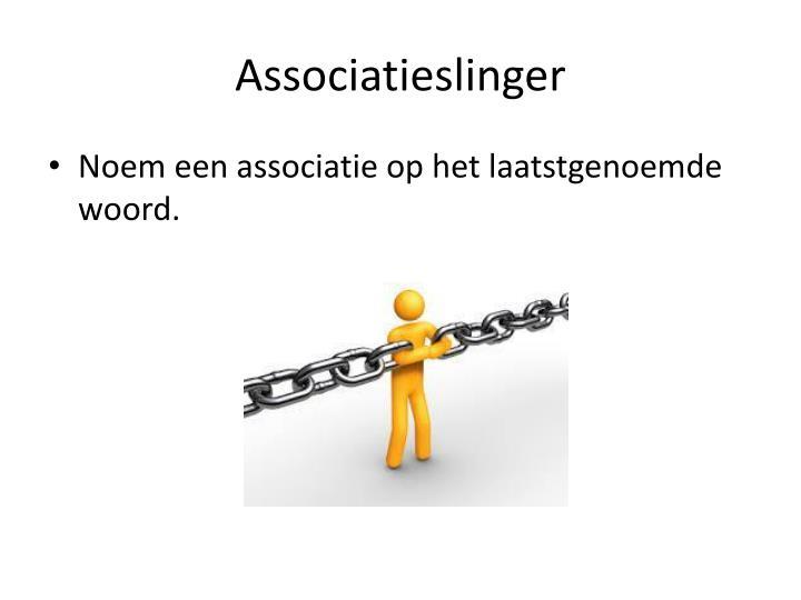 Associatieslinger