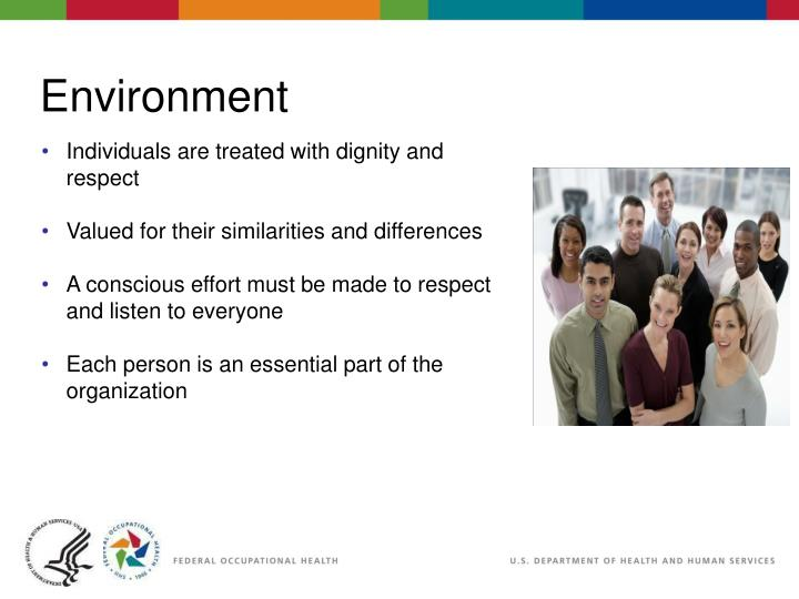Components of an Inclusive