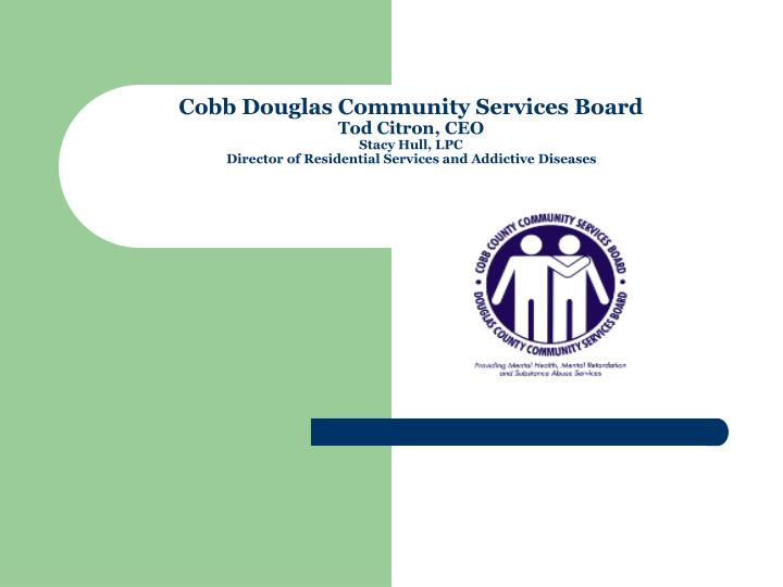 Cobb Douglas Community Services Board
