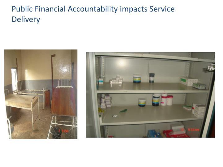 Public Financial Accountability
