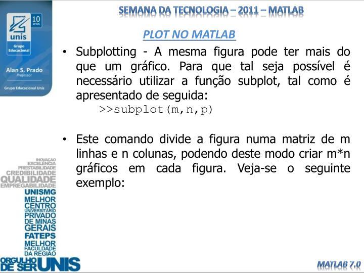 SEMANA DA TECNOLOGIA