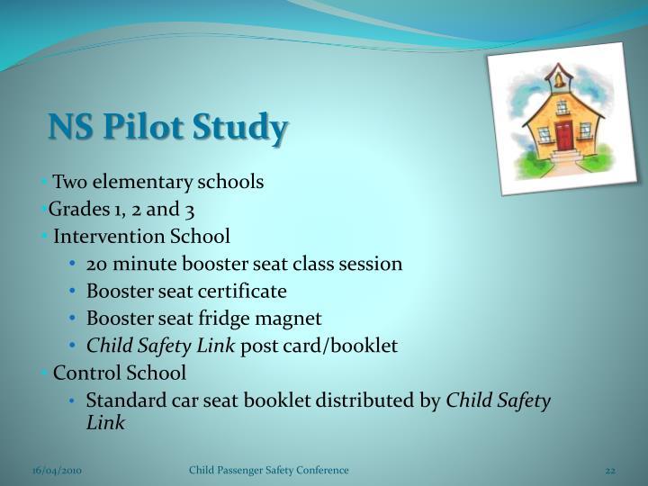 NS Pilot Study
