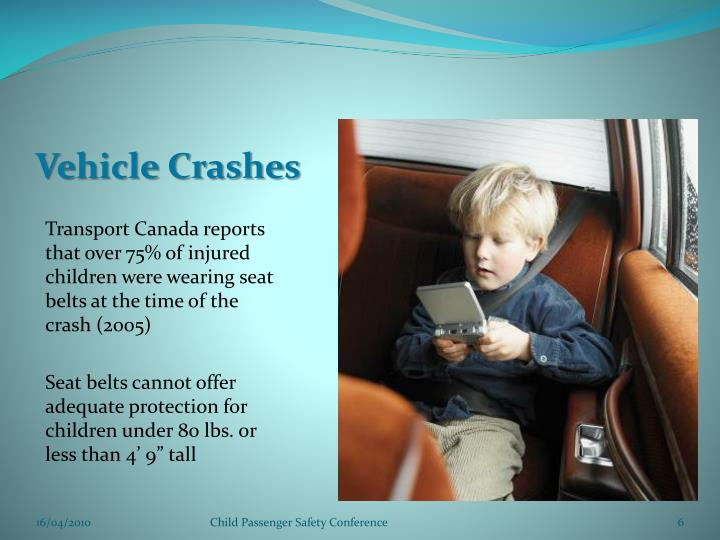 Vehicle Crashes