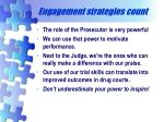engagement strategies count