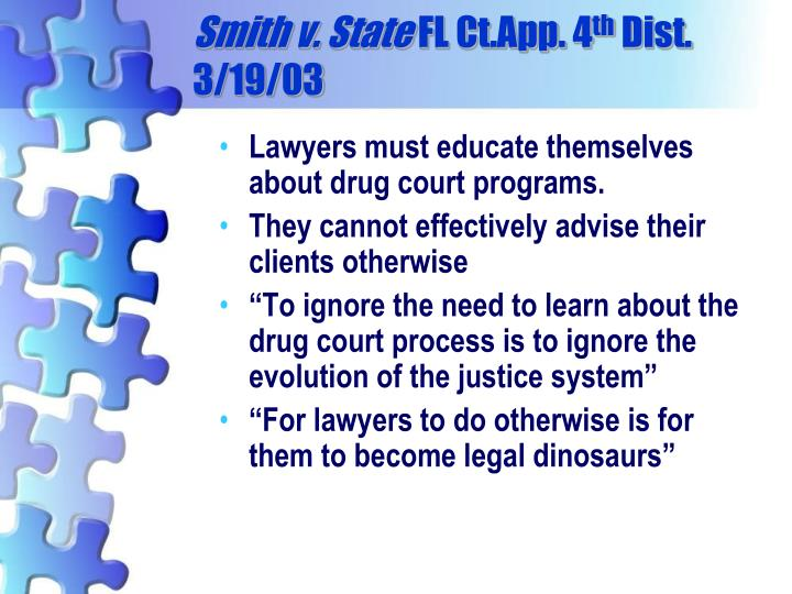 Smith v. State