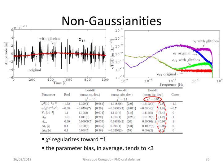 Non-Gaussianities