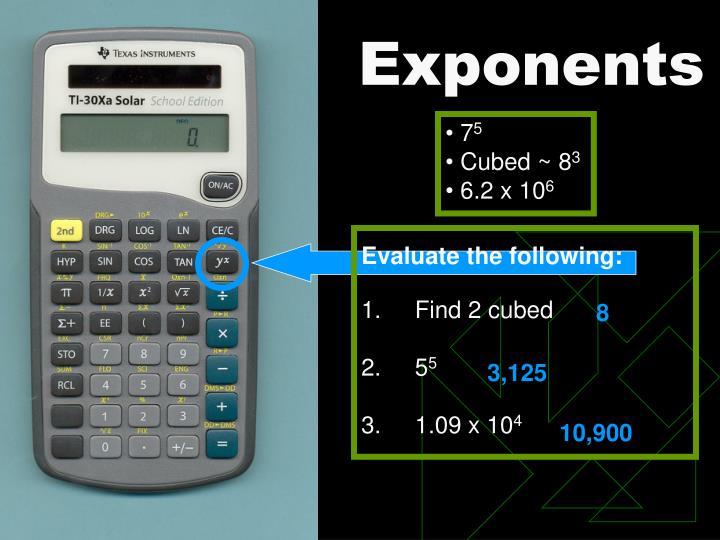 PPT - Calculator Tricks PowerPoint Presentation - ID:3035694