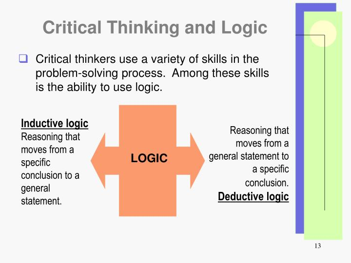 introduction to logic and critical thinking ppt Times new roman tahoma arial rounded mt bold arial neon frame microsoft powerpoint slide critical thinking: powerpoint presentation thinking.