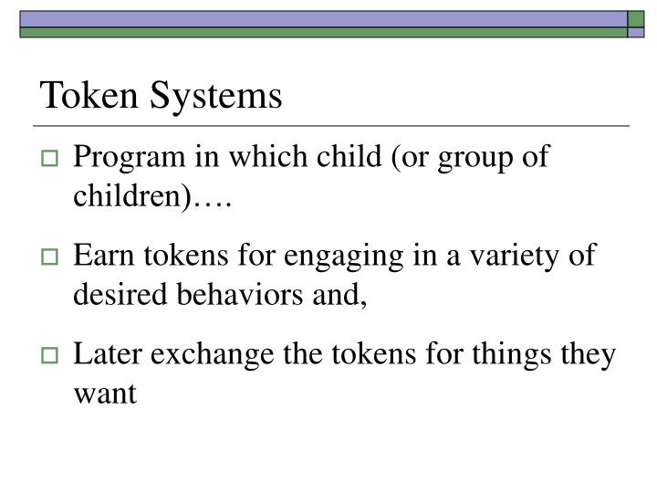 Token Systems