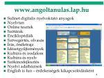 www angoltanulas lap hu