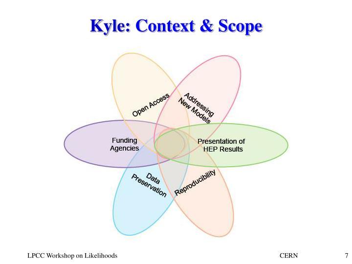 Kyle: