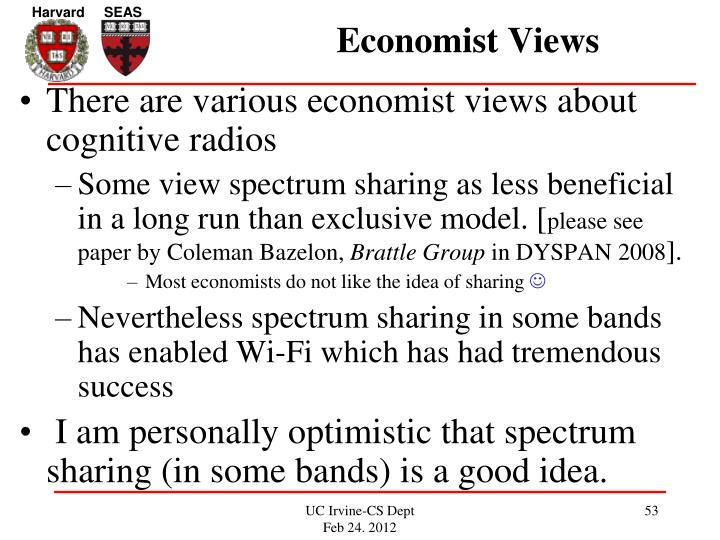 Economist Views