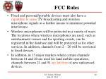 fcc rules
