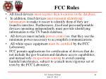 fcc rules1