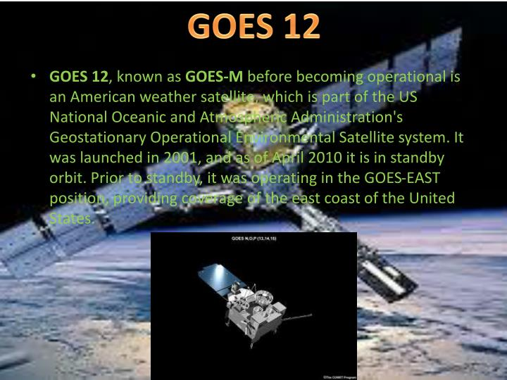 GOES 12