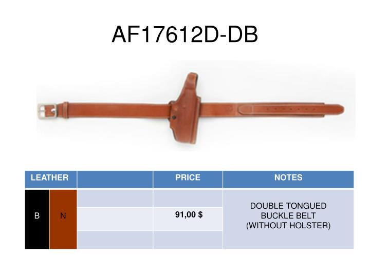 AF17612D-DB
