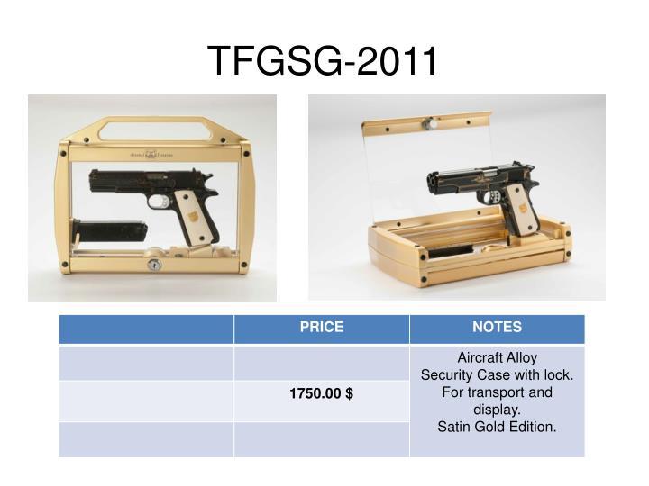 TFGSG-2011