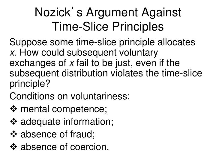 Nozick